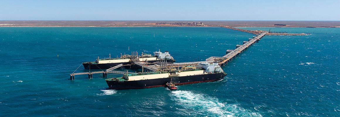 Barrow Island Port — Australia chevron com